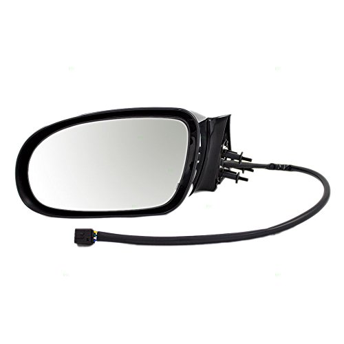 Drivers Power Side View Mirror Heated Replacement for Caprice Fleetwood Impala Roadmaster 10231121 AutoAndArt