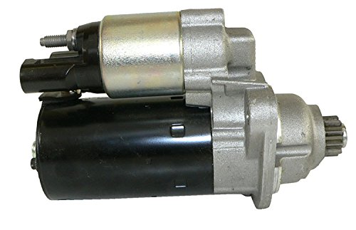 2.5L Beetle 06-13, Jetta 05-09, Rabbit 06-09 Manual Transmission DB Electrical SBO0187 Starter