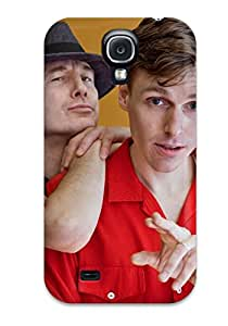 Durable Joel Plaskett Emergency Music People Music Back Case/cover For Galaxy S4