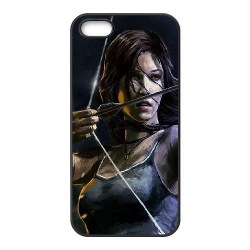 901 Arrows L coque iPhone 5 5S cellulaire cas coque de téléphone cas téléphone cellulaire noir couvercle EOKXLLNCD21060
