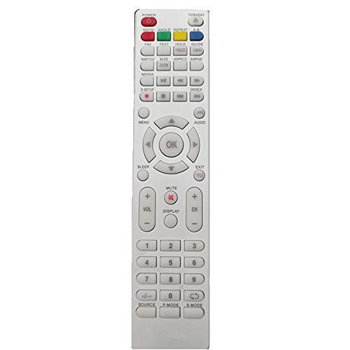 (Calvas New remote control suitable for view-tech majestic tokai TTE-22D904W LCD TV)