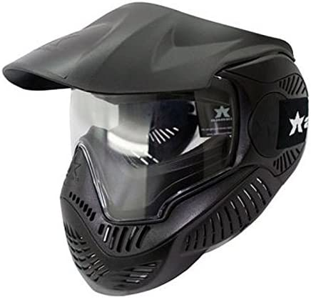Valken Paintball MI-7 Mask with Dual Pane Thermal Lens