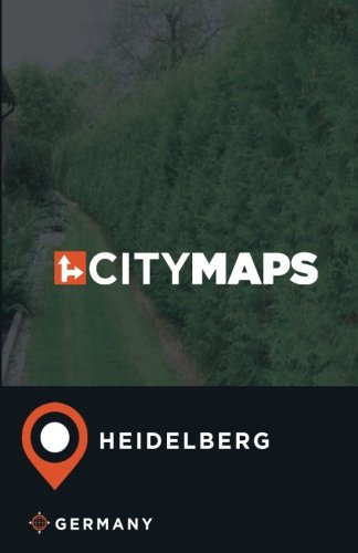 City Maps Heidelberg Germany