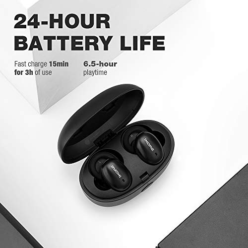 Earbuds with Microphone and Volume Control