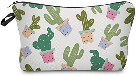 Impresoras 3D Cactus Bolsas de Cosméticos Necesarias para Chicas ...