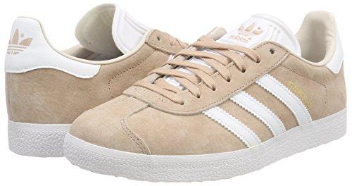 B41660 W Gazelle Gymnastique De ftwwht linen Chaussures Multicolore ashpea Femme Adidas avd5Zqx5