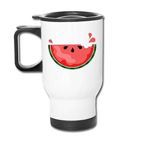 Aip-Yep Best Sweat Watermelon Vacuum-Insulated Auto Mugs White