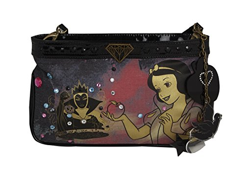 Snow White Purse (DISNEY SNOW WHITE Ladies Girls Crossbody Bag Purse)