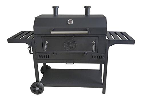 "Smoke Hollow SH3618CW Pro Series Charcoal Grill, 36"""