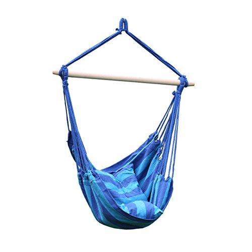 Apricis 34 Inch Hanging Hammock Cushions