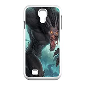 Custom Phone Case Game World of Warcraft For Samsung Galaxy S4 I9500 Q5A2112766