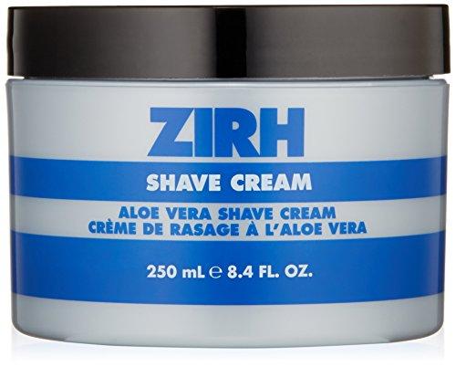 Zirh Aloe Vera Shave Cream, 8.4 fl. oz.