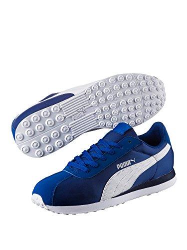 Puma  Pumaturinnlf6,  Unisex-Erwachsene Outdoor Fitnessschuhe , blau - blau - Größe: 37½