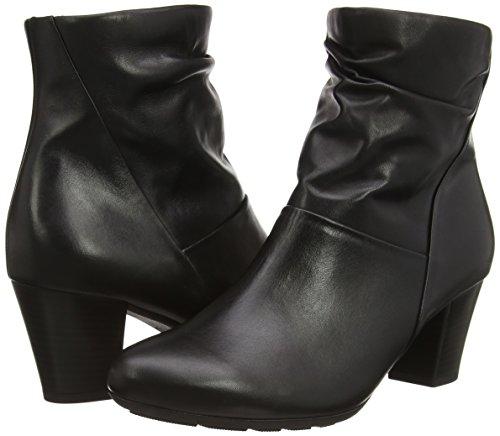 Stivaletti Donna Gabor black Leather Daylin Nero nero 7OnxpqW