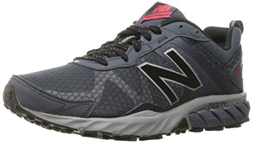 New Balance Men's MT610V5 M Trail Running Shoes, Grey, 13 4E - New Usa