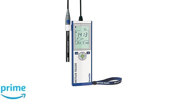 mettler-toledo 031252 do portátil s4-standard Kit: Voir instrumento S4 + Sensor inlab 605-ism y pastillas cero oxígeno: Amazon.es: Industria, ...