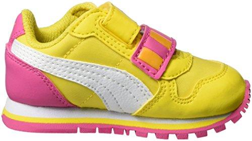 Puma Sesame Str St Runner Big Bird Hoc V Inf, Zapatillas Unisex Niños Amarillo (Dandelion-puma White 01)