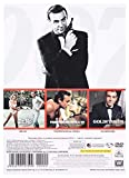 SEAN CONNERY COLLECTION, VOL.1 (3 DISC): DR. NO, FROM RUSSIA WITH LOVE, GOLDFINGER (BOX) [3DVD] (English audio)