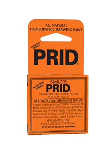 Salve Ointment Drawing (Hyland's Smile's PRID Drawing Salve - 18 g)