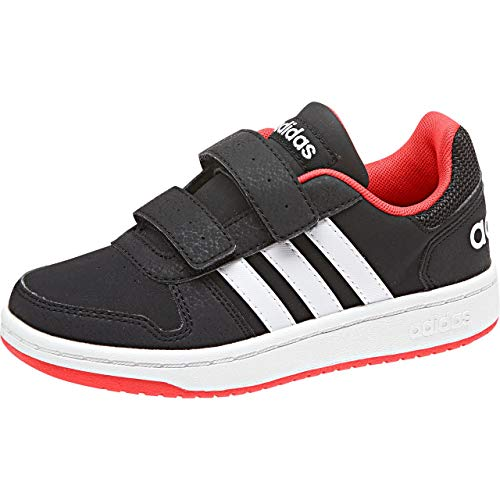 Adidas S18 C White res Red hi Niños De Negro Black S18 0 Baloncesto Hoops ftwr Zapatos Unisex Core 2 Cmf core roqrLIR