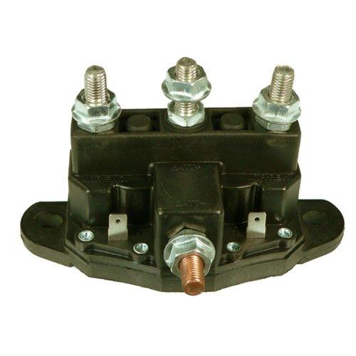 DB Electrical LRW6001 Reversing Relay Solenoid for Snow Plow Salt Spreader