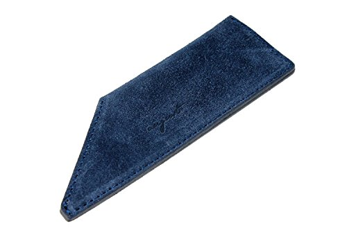 august-grooming-soft-suede-case-for-luxury-comb-pocket-navy-suede