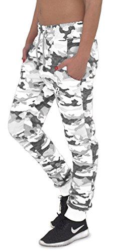 REDRUM - Pantalón - para mujer Camo Weiss