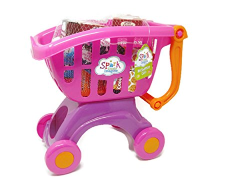 My Shopping Cart - Pink and Purple