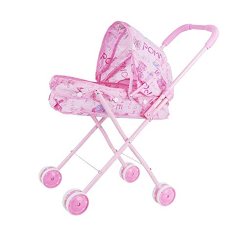 Prettyia Simulation Baby Toddler Stroller Pushchair for sale  Delivered anywhere in Canada