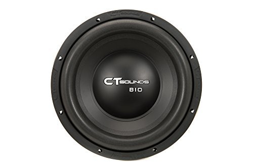 - CT Sounds Bio 8 Inch Car Audio Subwoofer 150w RMS Dual 4 Ohm