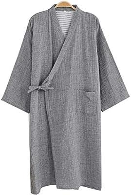 HQ-PJS Ropa de Dormir Desgaste Kimono japonés Pijama de baño de ...
