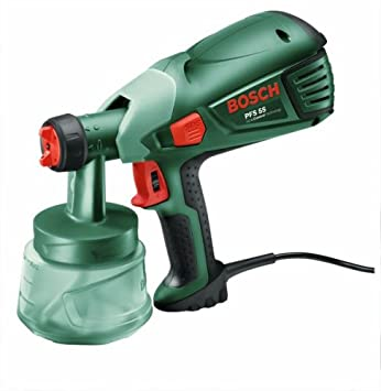 Amazon.com: Bosch PFS 55 sistema de spray Fine 240 V ...