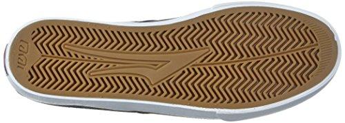 Lakai Mens Daly Skate Schoen Marine Textiel