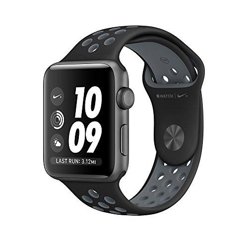Apple Watch Space Aluminum Black