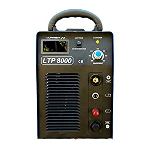 LTP8000 Lotos IGBT 80 Amps Pilot arc Plasma Cutter LTP8000 for both hand cutting and CNC cutting (video on youtube) from LOTOS