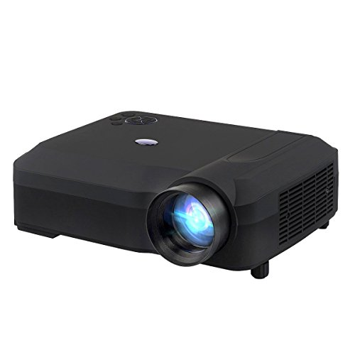No Theater Lens Projector (TUPELO Full Color 130