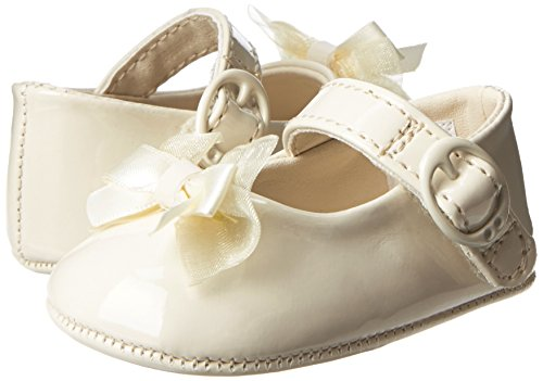 Pictures of Baby Deer Patent SM With Bow Mary Jane (Infant) 9 M US 4