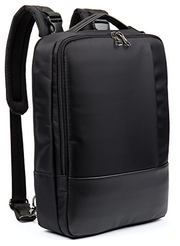 Fresion Laptop Computer Waterproof Backpack 3 in 1 Bag Messe