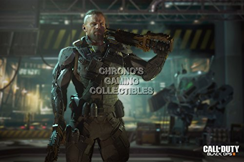 Call of Duty CGC Huge Poster Glossy Finish Black Ops III Specialist PS3 PS4 Xbox 360 ONE - COD022 (24