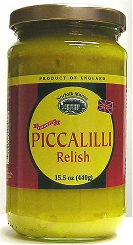Norfolk Manor Piccalilli Relish 440g