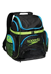 Speedo Performance Pro Backpack, Turquoise/Lime