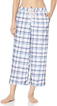 Karen Neuburger Womens Pajamas Cropped Capri Pj Pant Pajama Bottom