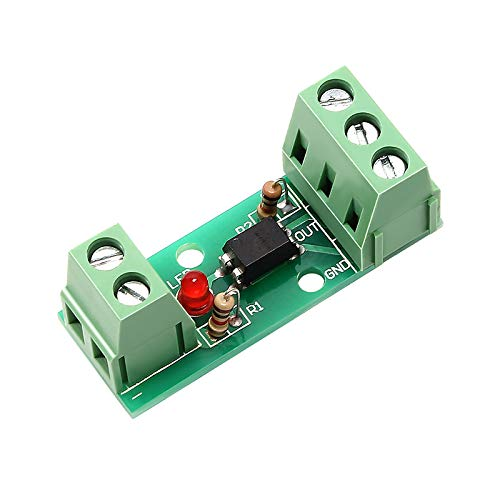 Optical Isolator Module, 24V Voltage Level Current