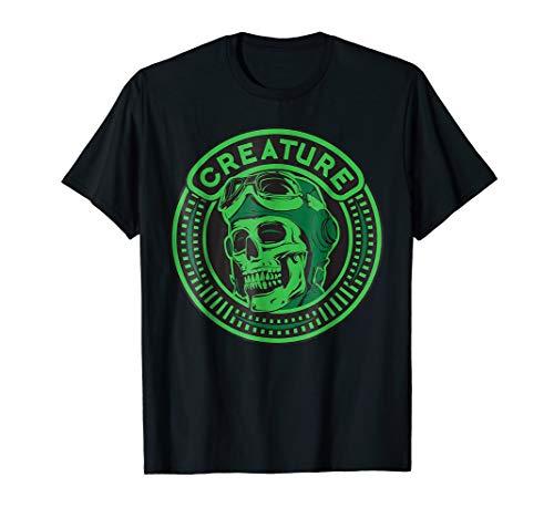 Creature Skateboards Skull T-Shirt