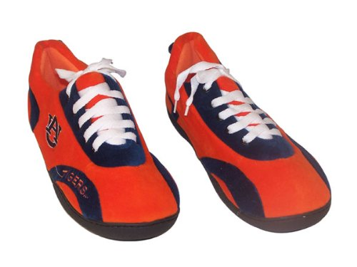 Feet Happy NCAA Mens Slippers and All Around Tigers College Auburn Womens Sdpdwq