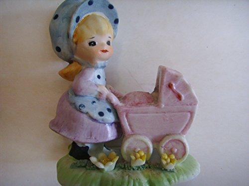 (New Baby Buggy Porcelain Vintage 4