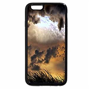iPhone 6S / iPhone 6 Case (Black) The Gathering Storm