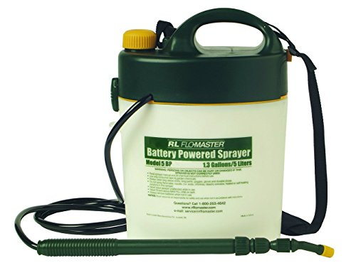 RLF5BP - Portable Battery-Powered Sprayer w/Telescoping Wand Battery Garden Sprayers