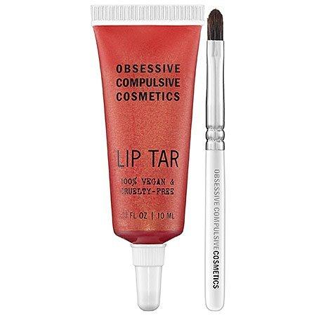 Obsessive Compulsive Cosmetics Lip Tar - Metallic Super NSFW 0.33 oz