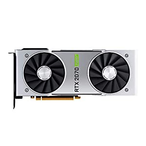 NVIDIA GeForce RTX 2070 Super Founders Edition Graphics Card (900-1G180-2515-000)